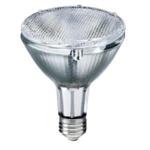 フィリップス マスターカラーCDM-R リフレクタータイプ E26口金 高効率セラミックメタルハライドランプ 70W ビーム角:40° 色温度:3000K CDM-R70W/830PAR30L40