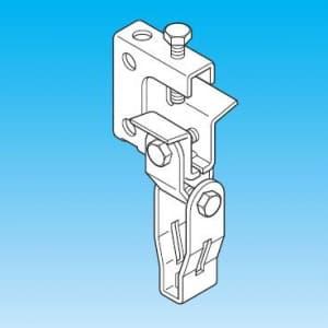 因幡電工 【生産完了品】ボルト吊り金具 ボルト振り金具付:前後左右 SHB-1F
