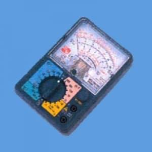 因幡電機 【生産完了品】《ジャッピー》アナログマルチメーター IEC61010準拠 1110JBアナログマルチメータ