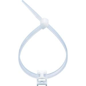 因幡電工 スリムダクトSD 配管固定サドル スリムダクト用結束バンド+サドル SL-300