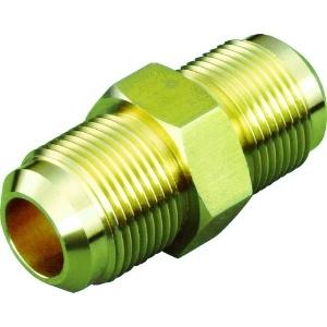 因幡電工 フレアユニオン本体 適合銅管サイズ:6.35(1/4) 新冷媒2種対応 UN-2B