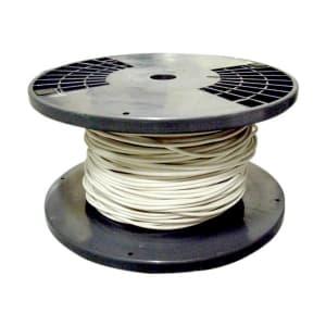 電気機器用ビニル絶縁電線 白 100m巻 KIV8.0SQシロ*100m