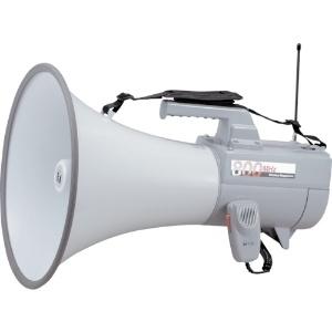 TOA ホイッスル音付ワイヤレスメガホン ER-2830W