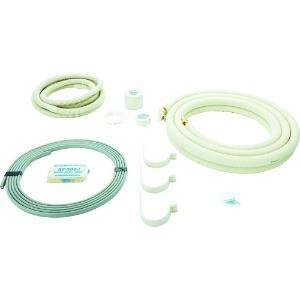 因幡電工 フレア加工済み空調配管セット 3m VVFケーブル付 SPH-F233V3