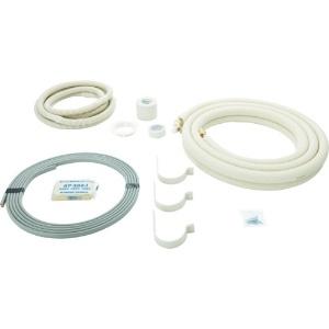 因幡電工 フレア加工済み空調配管セット 4m VVFケーブル付 SPH-F234V3