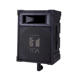 TOA 【生産完了品】スピーカーシステム 適合アンプ:KZ-65DC/KZ-30DC/KZ-30D KZ-80SP