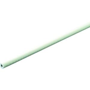 因幡電工 耐熱パイプカバー エンボス表皮付丸棒タイプ 20mm厚 適合銅管外径:9.52 PME-10-20