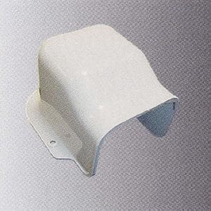 桃陽電線 《トーヨーダクトシリーズ》 ダクトキャップミニ 80タイプ アイボリー DIC-80IV