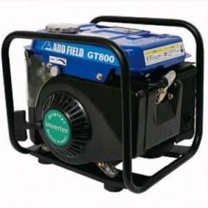 アドフィールド 【生産完了品】インバーター式コンパクト発電機 60Hz(西日本用) GT800_60HZ