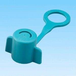 因幡電工 【生産完了品】樹脂管用水圧テストプラグ 《らくプラグ RK》 ブルー 10個入 RK-16Z
