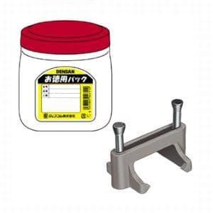 ジェフコム お徳用パック コンクリートFダッコサドル 適用電線:VVF1.6×2C、VVF2.0×2C 入数:430個 TP-CFD-11