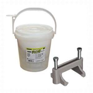 ジェフコム お徳用ジャンボパック コンクリートFダッコサドル 適用電線:VVF1.6×3C、VVF2.0×3C、VVF2.6×2C 入数:1000個 JP-CFD-12