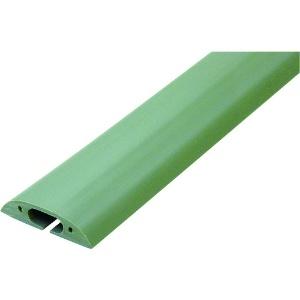 くるくるソフトモール 長さ2m巻×幅40mm×高さ10mm ブラウン SFM-1610SBN