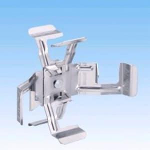 因幡電工 振れ抑制支持金具(振れ止め金具) クロスロック FL-WG