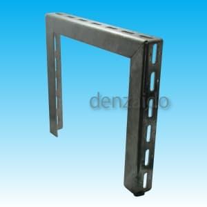 因幡電工 門型ブラケット 横長穴付 表面処理:溶融亜鉛メッキ仕上げ(HDZ35) MB-353