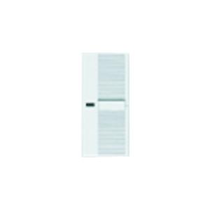 パナソニック 【コスモシリーズワイド21】表示付ハンドル ネーム付 シングル ホワイト WT3031W