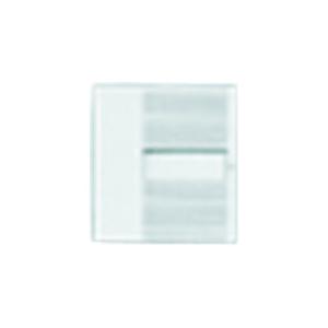 パナソニック 【コスモシリーズワイド21】表示なしハンドル ネーム付 ダブル ホワイト WT3012W
