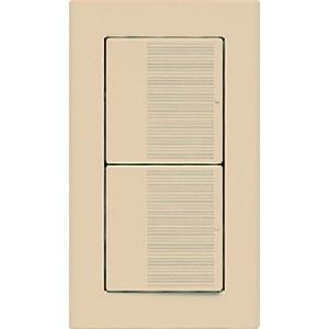 パナソニック 【コスモシリーズワイド21】表示なしハンドル ネームなし ダブル ベージュ WT3002F