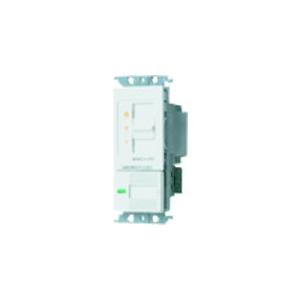 パナソニック 【コスモシリーズワイド21】埋込調光スイッチC ほたるスイッチC 白熱灯用500W スライド式 ホワイト AC100V 500W 400W制限表示タイプ WTC576254W