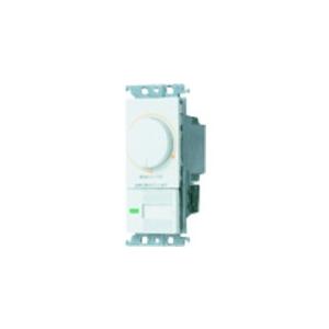 パナソニック 【コスモシリーズワイド21】埋込調光スイッチC ほたるスイッチC 白熱灯用500W ロータリー式 ホワイト AC100V 500W 400W制限表示タイプ WTC575254W