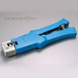 ヘラマンタイトン 【生産完了品】モジュラープラグ圧着工具 1ピース・2ピース共用 MCT3