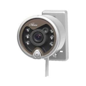 コロナ電業 【生産完了品】《Telstar》赤外線投光器内蔵 カラーCCDカメラ TR-204C