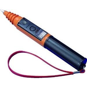 長谷川電機工業 音響発光式検電器 高低圧 交流専用 AC80V〜7000V 皮ケース付 HSF-7
