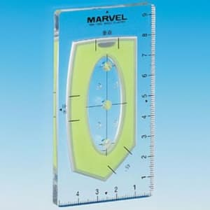 マーベル 電工カードレベル スイッチボックスのケガキ作業に最適 MBL-100C