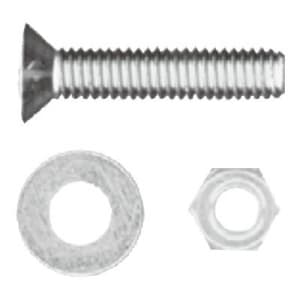 【数量限定特価】ステンレス 小ねじセット サラ サイズ(mm):4×30 入数:19セット 2J430