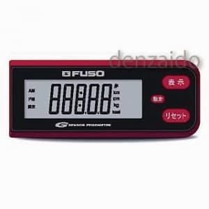 FUSO 加速度(G)センサ式歩数計 BPG400