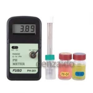 FUSO pHメーター PH-201S