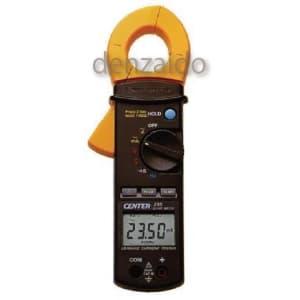 FUSO 漏れ電流用デジタルクランプテスタ AC CENTER-235