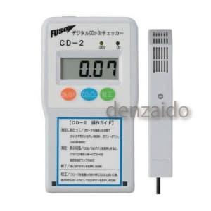FUSO 【生産完了品】デジタルCO2・O2チェッカー CD-2