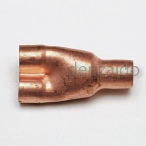 タスコ 銅分岐管 6.35×6.35 TA254E-2