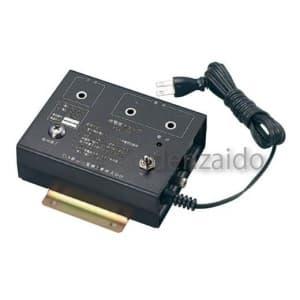 長谷川電機工業 検電器チェッカー AC100V電源方式 壁取付タイプ AC・DC対応型 HLL-6D