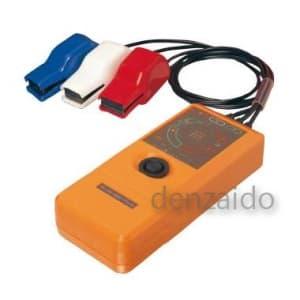 長谷川電機工業 低圧用検相器 非接触式 三相 AC200・400V 収納ケース付 PC-3