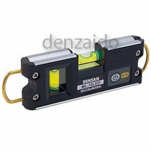 ジェフコム LEDライトレベル 垂直・水平 ML16-LED