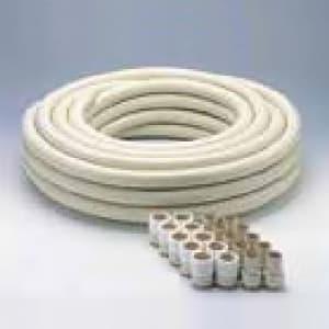 ユーシー産業 SCS断熱ドレンホースセット エアコン用 抗菌タイプ 内径:19mm 全長:20m NDH-20S