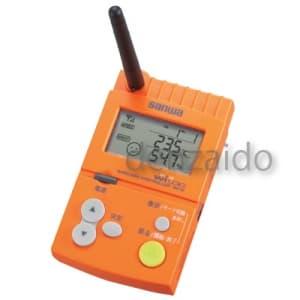 三和電気計器 【生産完了品】環境測定器 温湿度センサ ワイヤレスコントローラー 親機 《WiLOG》 WP10