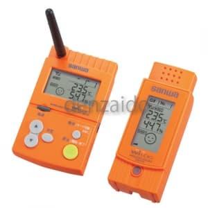 三和電気計器 【生産完了品】環境測定器 温湿度センサ スターターキット 《WiLOG》 WP10/S
