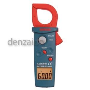 三和電気計器 【生産完了品】クランプメータ AC専用 測定レンジ:60/300A DCL10