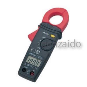 三和電気計器 【生産完了品】クランプメータ AC専用 4ファンクション 交流電圧/電流 抵抗 導通 DCM60L