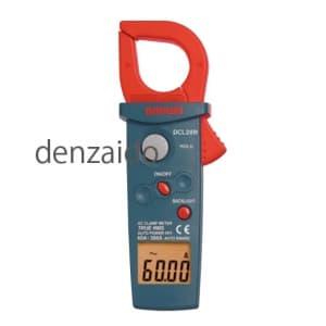三和電気計器 【生産完了品】クランプメータ 真の実効値 交流電流 測定レンジ:60/300A DCL20R