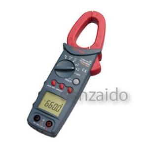 三和電気計器 クランプメータ 真の実効値 7ファンクション 交流電圧/電流 直流電圧 周波数(電圧/電流) 抵抗 導通 DCM660R