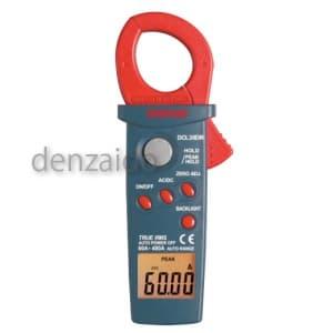 三和電気計器 【生産完了品】クランプメータ DC/AC両用+真の実効値 直流/交流電流 測定レンジ:60/400A DCL30DR