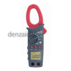 三和電気計器 クランプメータ DC/AC両用+真の実効値 6ファンクション 交流電圧/電流 直流電圧/電流 抵抗 導通 DCM600DR