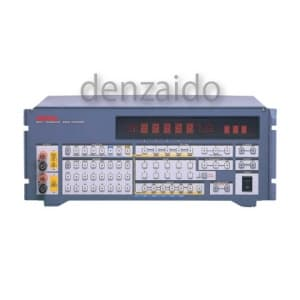 三和電気計器 【受注生産品】標準校正器 電圧/電流/抵抗/周波数 STD5000M