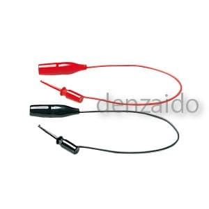 三和電気計器 【生産完了品】アダプタ テストリード棒先端差込用ICクリップ TL-8IC