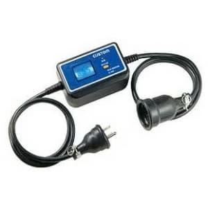 カスタム 【生産完了品】簡易電力計 単相2線200V用 EC-200