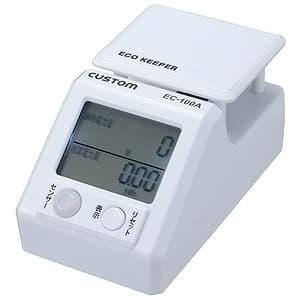 カスタム 簡易電力計 エアコン用エコキーパー バックライト機能付 EC-100A